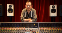 Dean McCarthy At the Neve Genesys at SAE Oxford