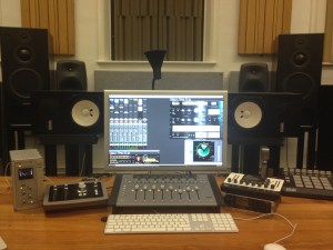 Mastering with the iD22