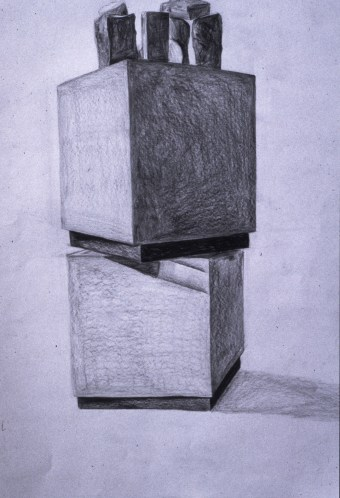 Still Life: Low Boxes