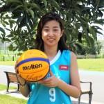 東京五輪から正式種目の「3人制バスケ」の魅力とは?女子日本代表を目指す根岸夢(前編)