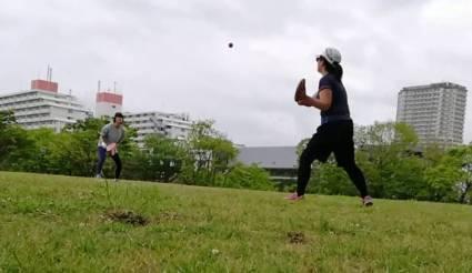 フレスコボールへの挑戦、ブロガーとしての思い。秋山早紀(あきやまさき)さんの思いに迫る。