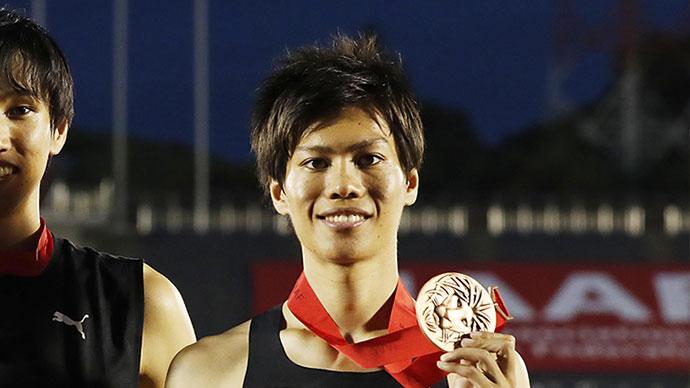 【注目!】10/1世界陸上・走高跳に佐藤凌選手が登場!