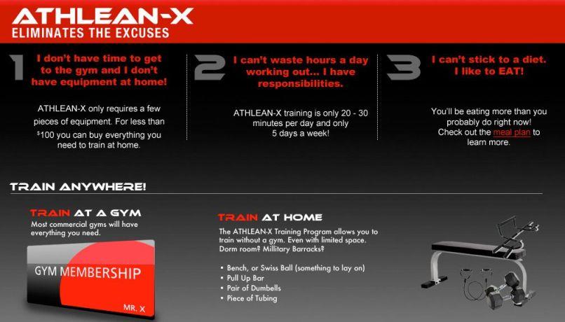 athlean x workouts pdf Athlean X Workout Program Pdf   Yourviewsite.co