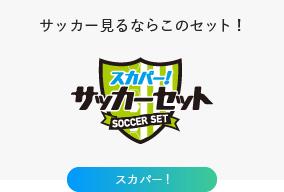 【スカパー!サッカーセット|2020】料金やチャンネルを解説!