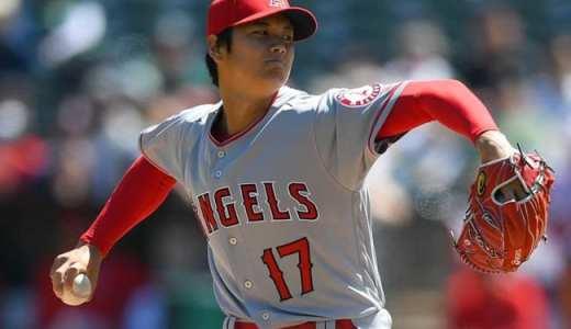 【MLB2020】エンゼルス大谷翔平の登板はいつ?放送予定まとめ!