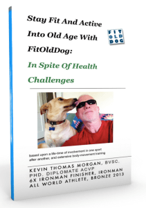 Pedal cadence is one of any aspects of remaining Fit And Active Into Old Age eBook by FitOldDog