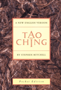 sore feet: five favorite healthy aging books: Tao te ching translation by Steven Mitchell