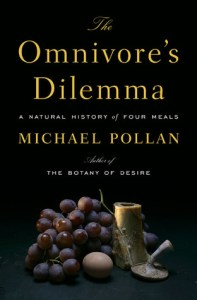 The Omnivore's Dilemma book recommended by FitOldDog