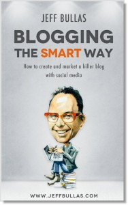 Finding your passion: Jeff Bullas's book, blogging the smart way.