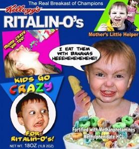Ritalin Os cereal