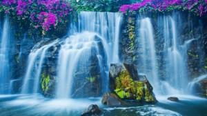 Waterfalls by FunMozar