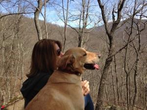 FitOldDog enjoys the Obama Trail
