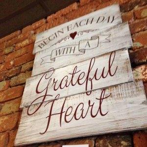 Be grateful image
