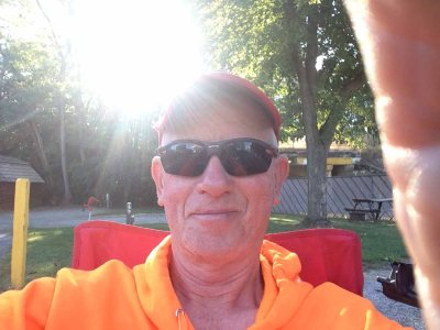 2016 Louisville Ironman: FitOldDog OK with his DNF.