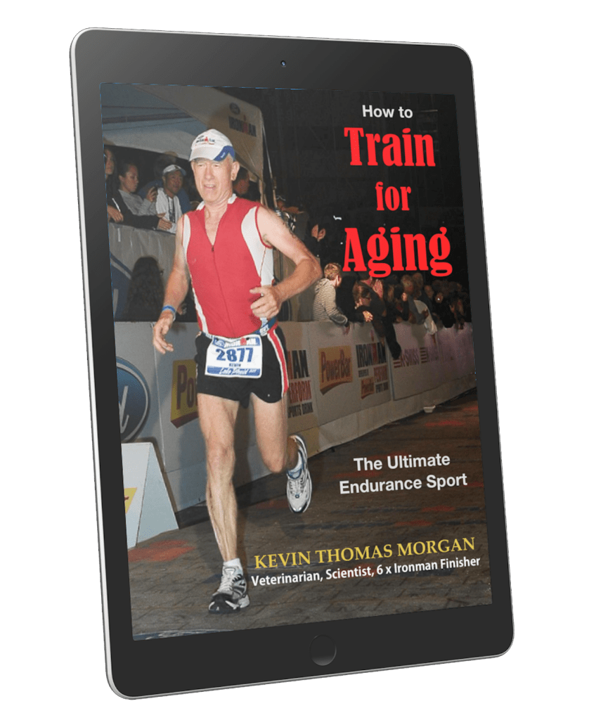 Ironman triathlon saved my life