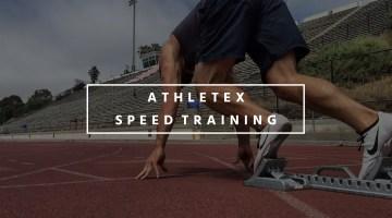 Sprint Training - Speed Training by ATHLETE.X