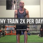 Why Train Twice Per Day?