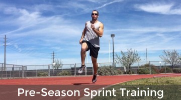 Pre-Season Sprint Training – Avoid common mistakes made by coaches!