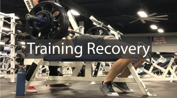 Recovery From Training – 3 Signs That You Need More Rest