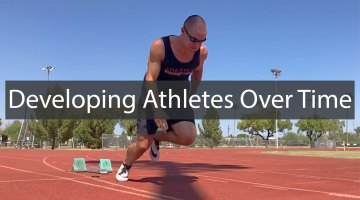 Developing Athletes Over Time
