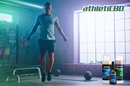 Best CBD Oil For Athletes