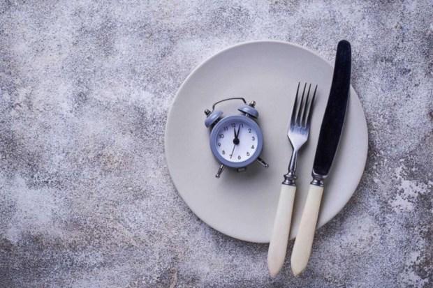 گرسنگی فاصله