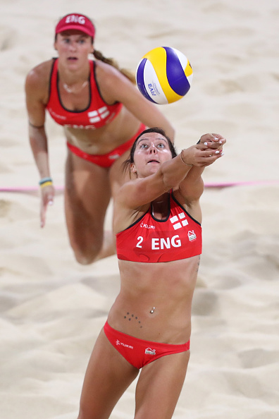 Beach Volleyball - Commonwealth Games Day 5