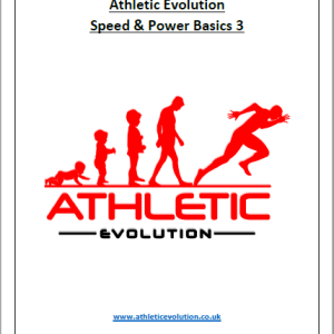 Athletic Evolution Speed & Power 3