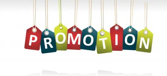 Image result for Promotion