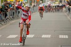 Emma Silversides, Professional Road Cyclist