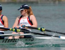 Camilla Hadland, World Junior Rowing Champion