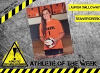Lauren Galloway, Beavercreek