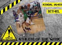 Kendal James, Bethel High School