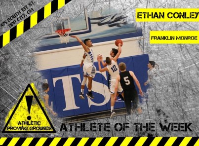 Ethan Conley, Franklin Monroe