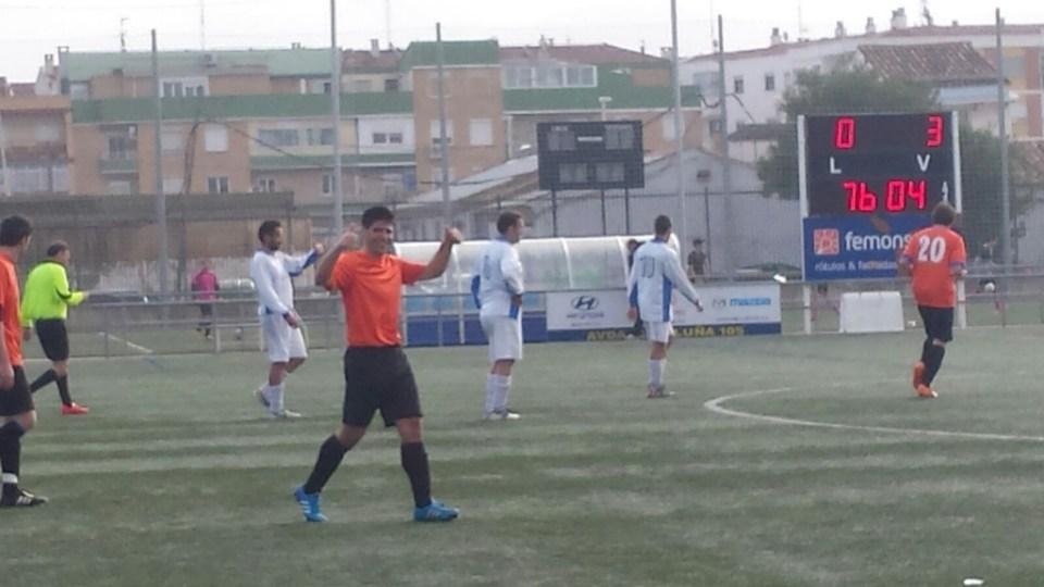 Joaquín resume el alivio del equipo tras lograr el 0-3.