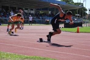 Boy's 400m Hurdles (15)