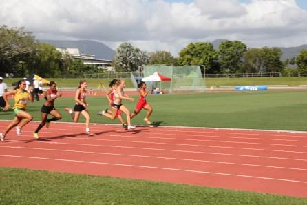 Girls 100m Heats (1)