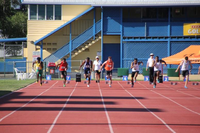 Men's 100m (14)