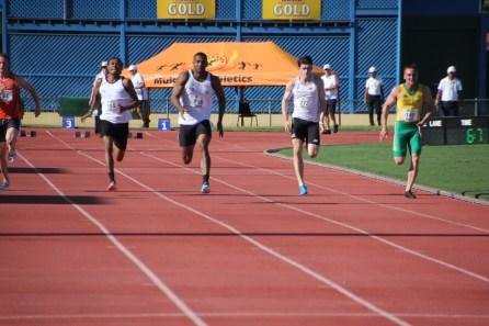 Men's 100m (20)