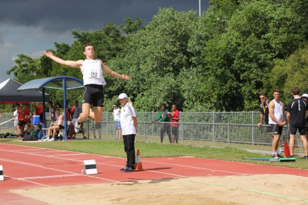 Men's Decathalon Long Jump (6)
