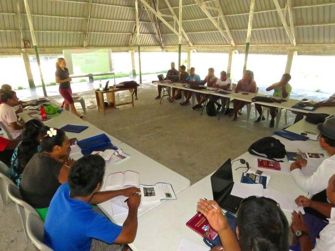 Kiribati Course #1