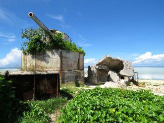Kiribati WWII