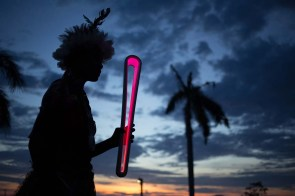 The Queen's Baton was received at a reception held by the Governor General of Papua New Guinea Sir Bob Dadae, in Port Moresby, Papua New Guinea, on 4 December 2017. This Queen's Baton Relay will engage with all 70 nations and territories of the Commonwealth, over 388 days and cover 230,000km. It will be the longest Relay in Commonwealth Games history, finishing at the Opening Ceremony on the Gold Coast on 4th April 2018.