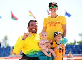 2018 comm games marathon Fearnley