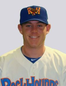 Midland RockHounds' Pitcher Murphy Smith (6 IP / 6 H / 0 ER / 2 BB / 4 K / Win)