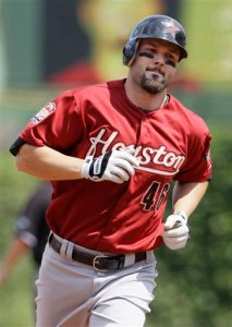 Sacramento River Cats' Third Baseman Scott Moore (4 for 5 / Double / 2 RBIs / 3 Runs)