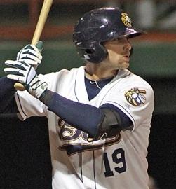 Beloit Snappers' Catcher Nick Rickles (2 Home Runs / 4 RBIs)