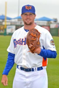 Sacramento River Cats Pitcher Zach Neal (6 IP / 6 H / 2 ER / 1 BB / 2 K / Win)