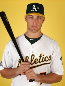 Sacramento River Cats First Baseman Nate Freiman (3 for 5 / 2 Doubles / 4 RBIs)