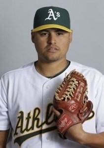 A's Farmhand Of The Day: Sacramento River Cats Pitcher Arnold Leon (6 IP / 2 H / 0 ER / 0 BB / 2 K / Win)